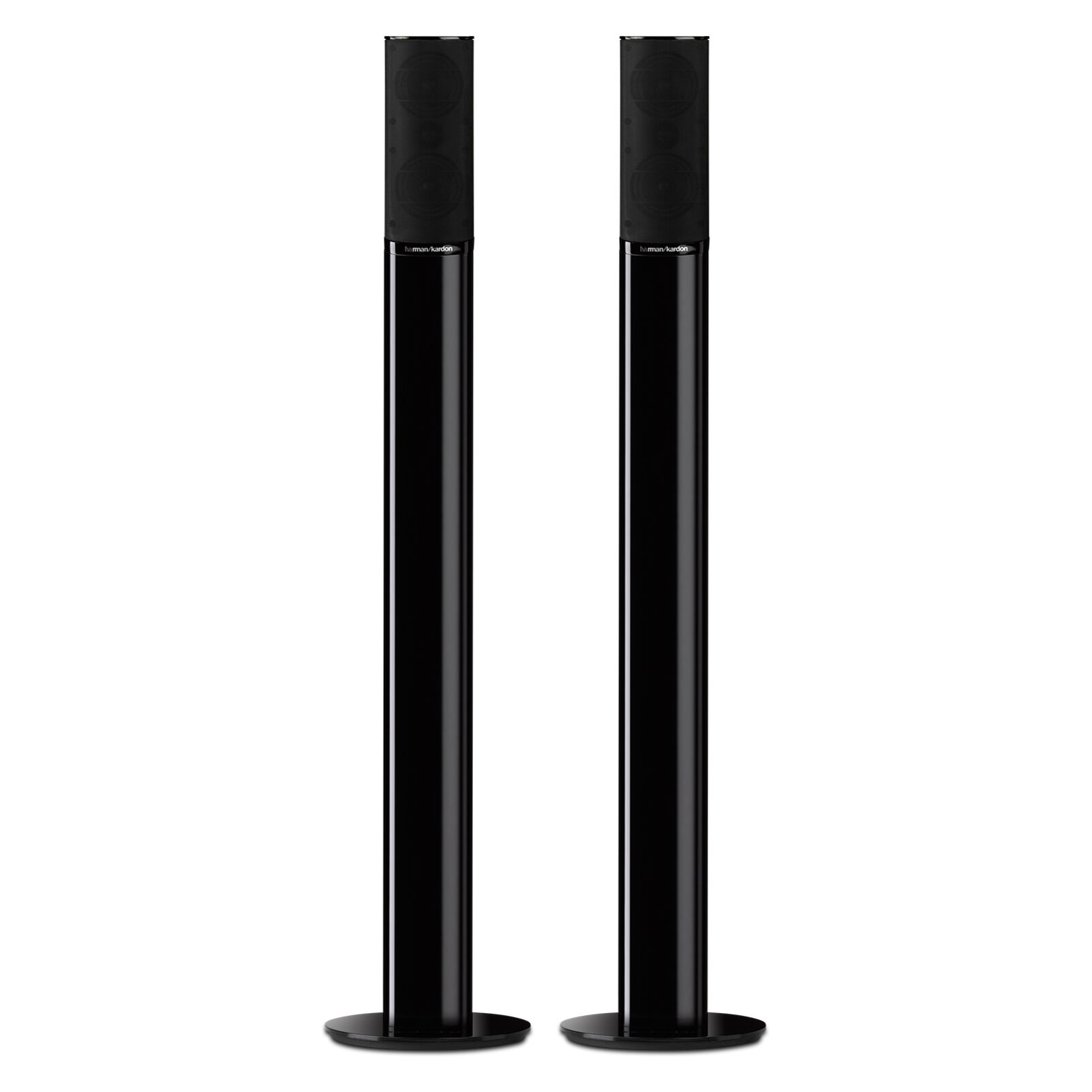 Image of   harman kardon HTFS 2 Black Lacquer