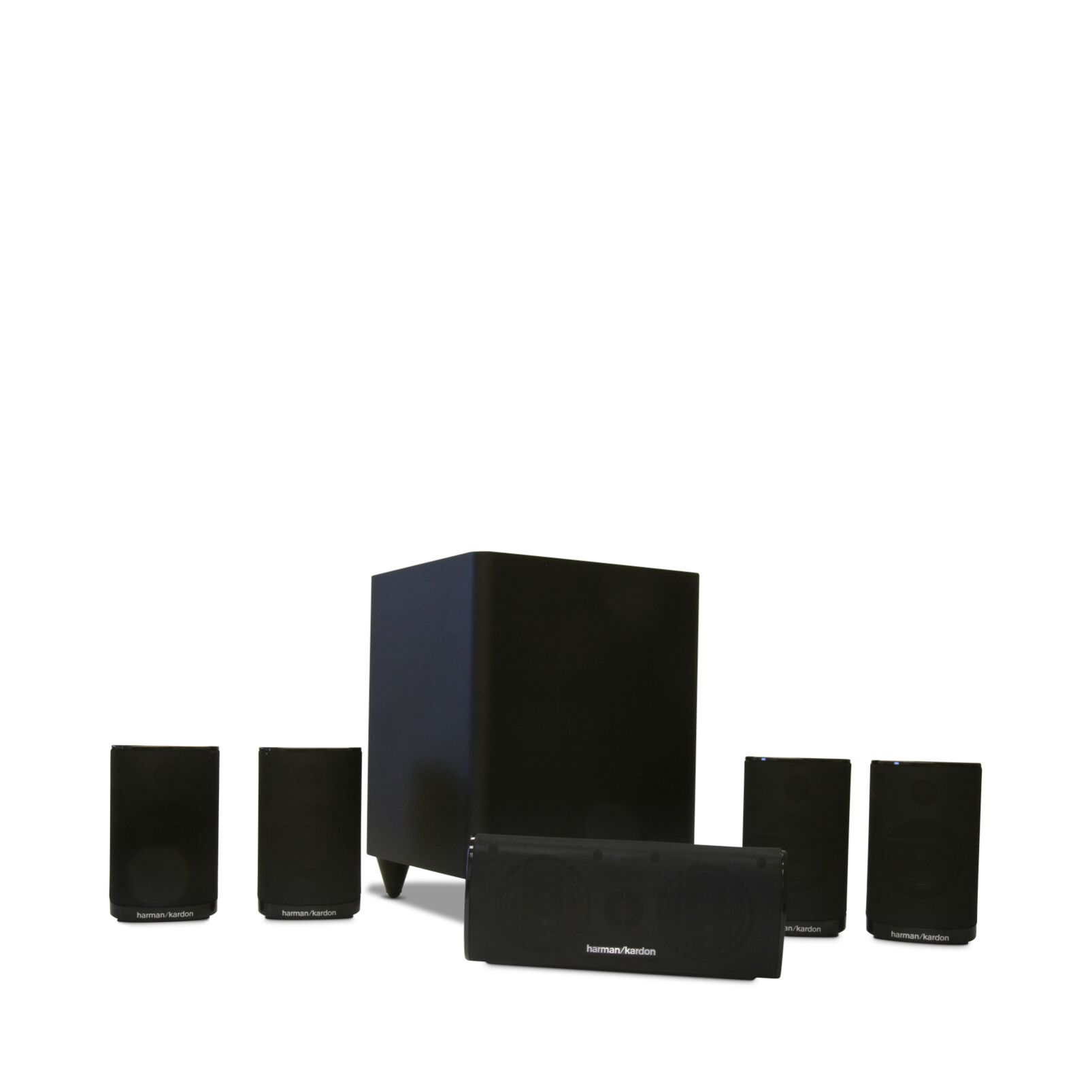 Image of   harman kardon HKTS 5 Black