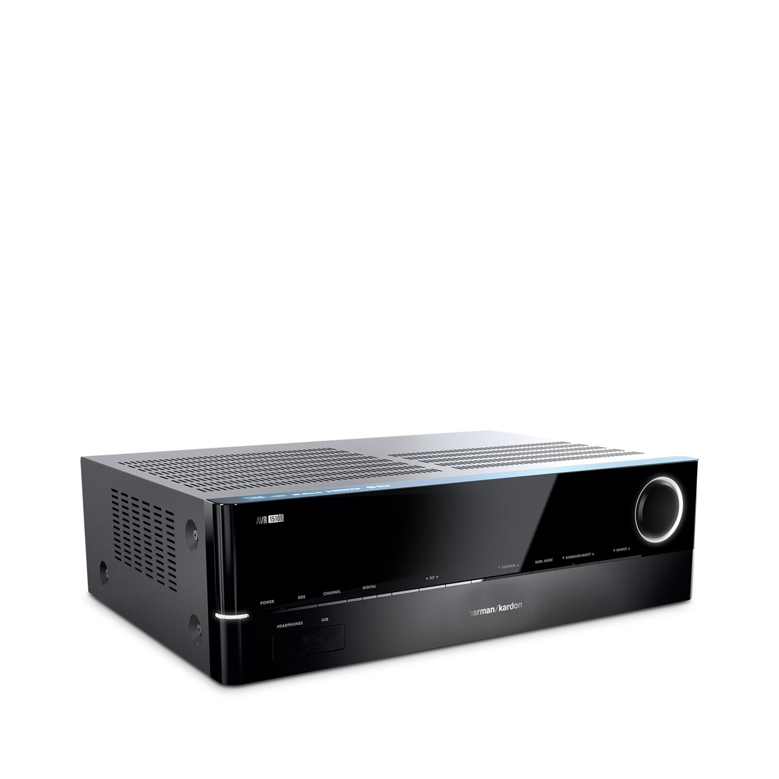 harman kardon AVR 151S refurbished Black-EMEA