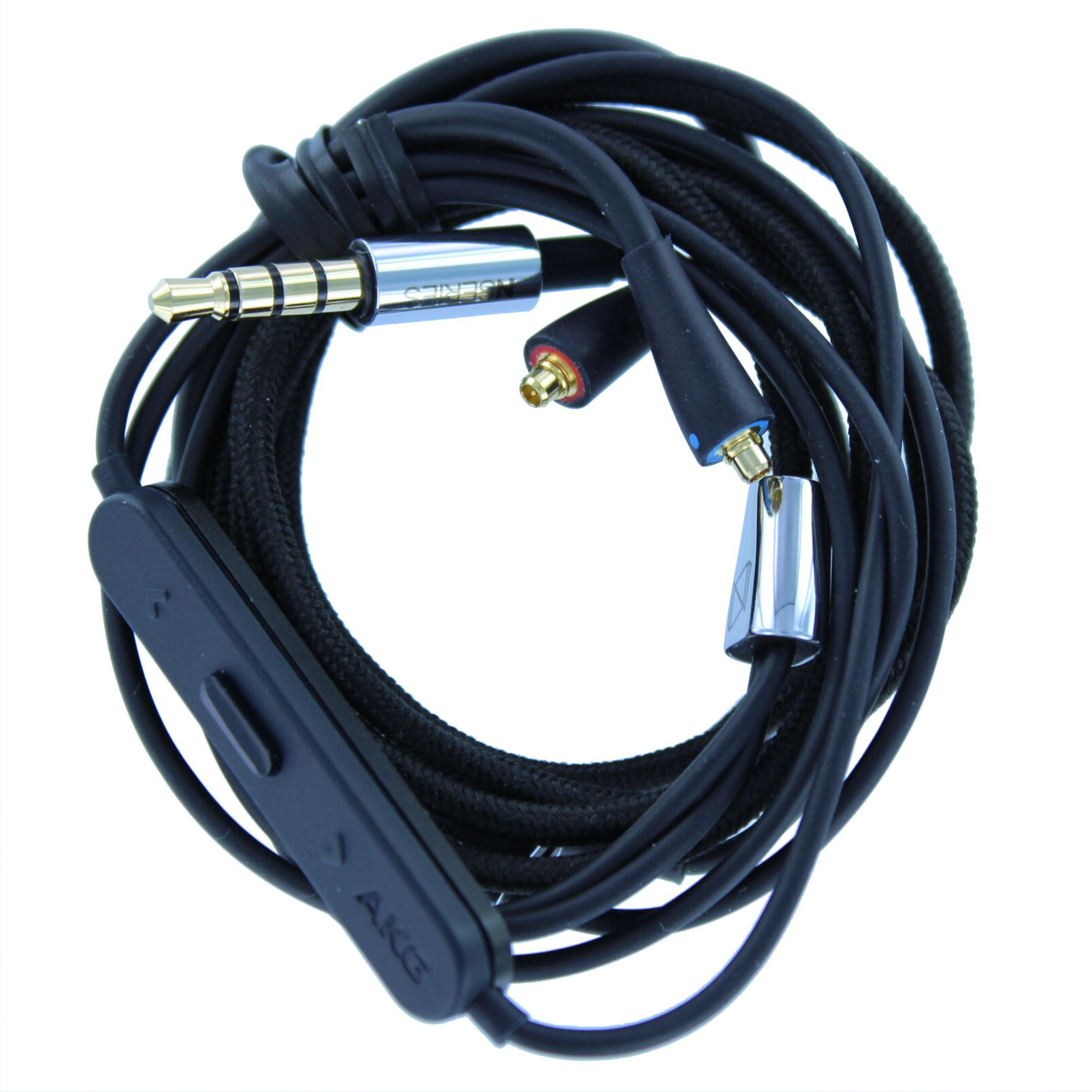 Image of   Cable with remote, AKG N40 Black