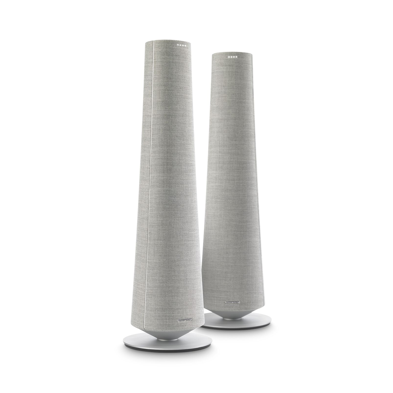 Harman Kardon Citation Tower Grey Smart Speaker