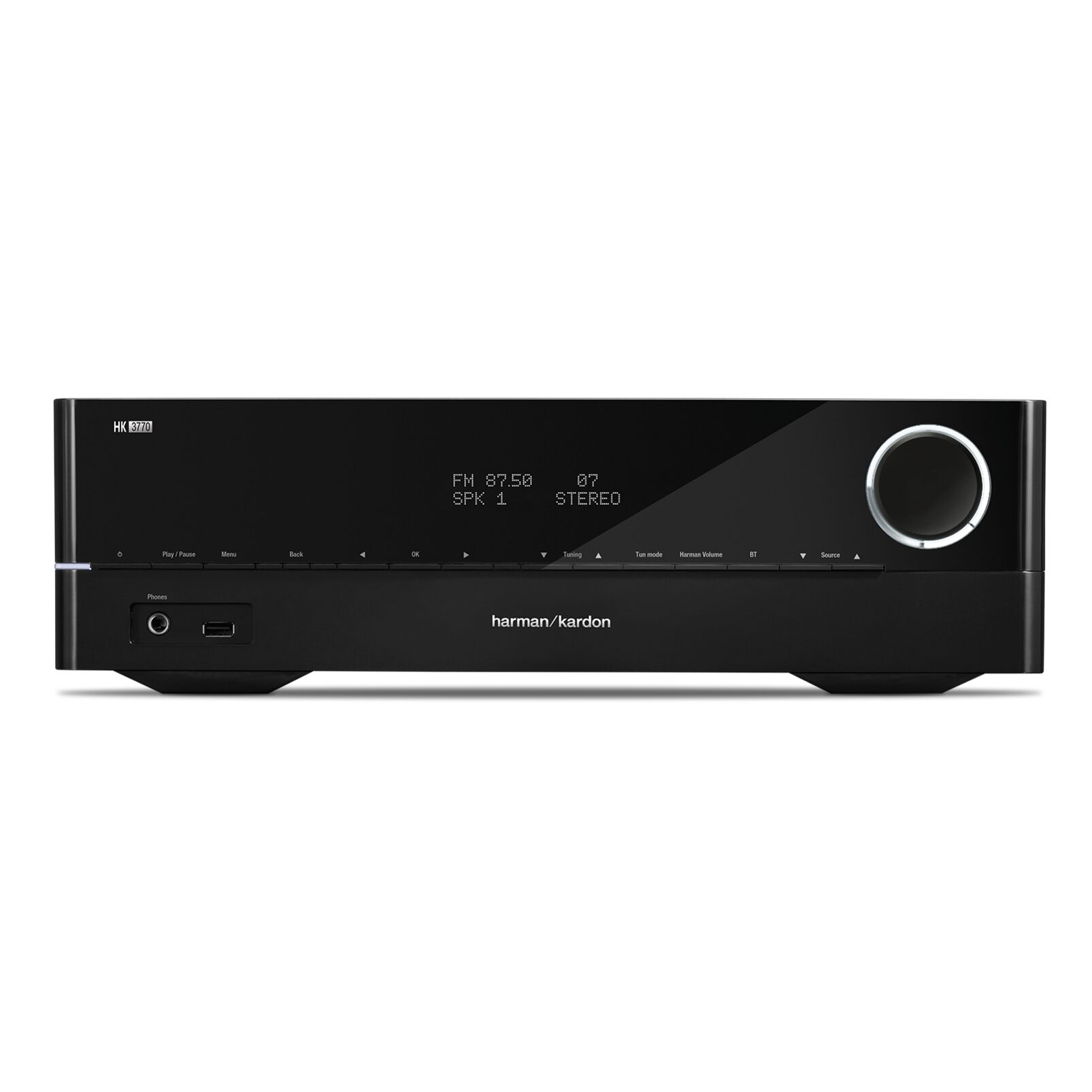 Image of   harman kardon HK 3770 Black