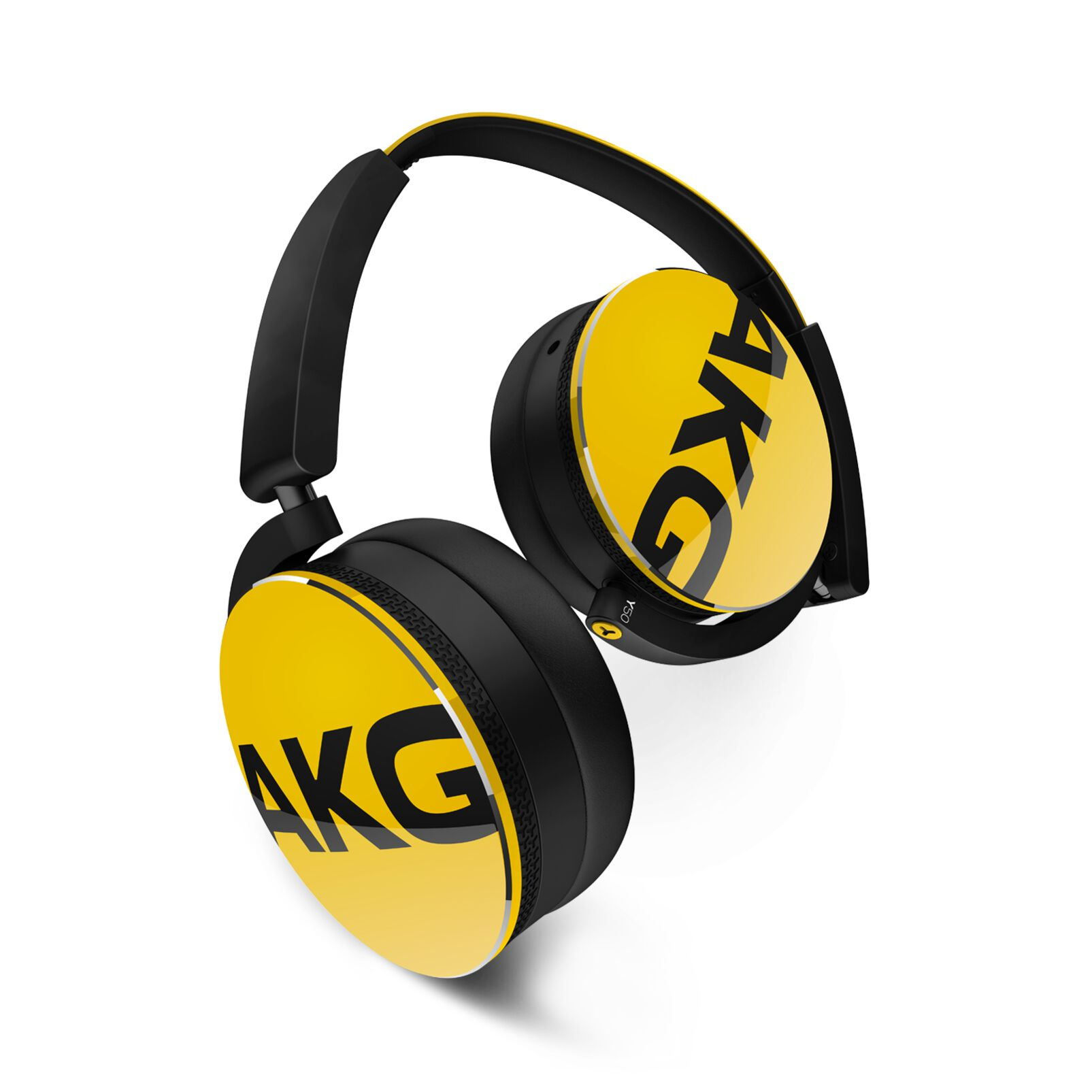 Image of   AKG Y50 undefined Yellow