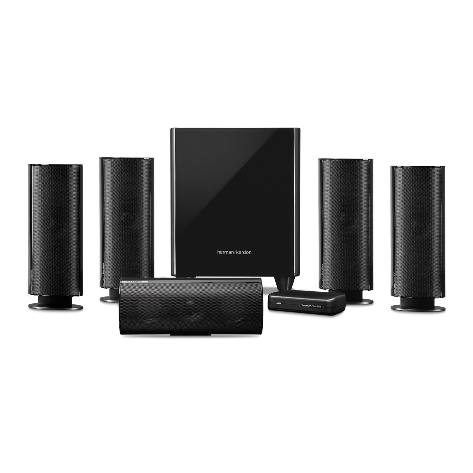 Image of   harman kardon HKTS 65 Black