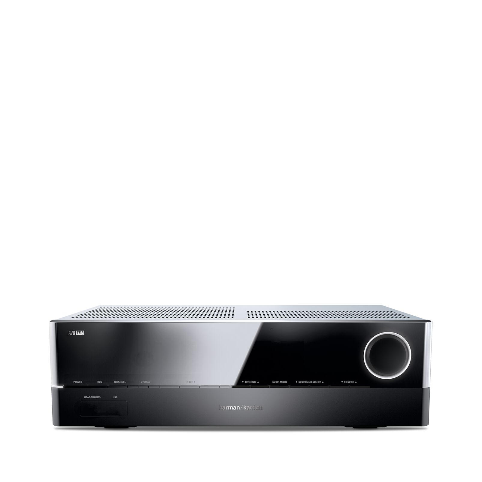 Image of   harman kardon AVR 171S Black