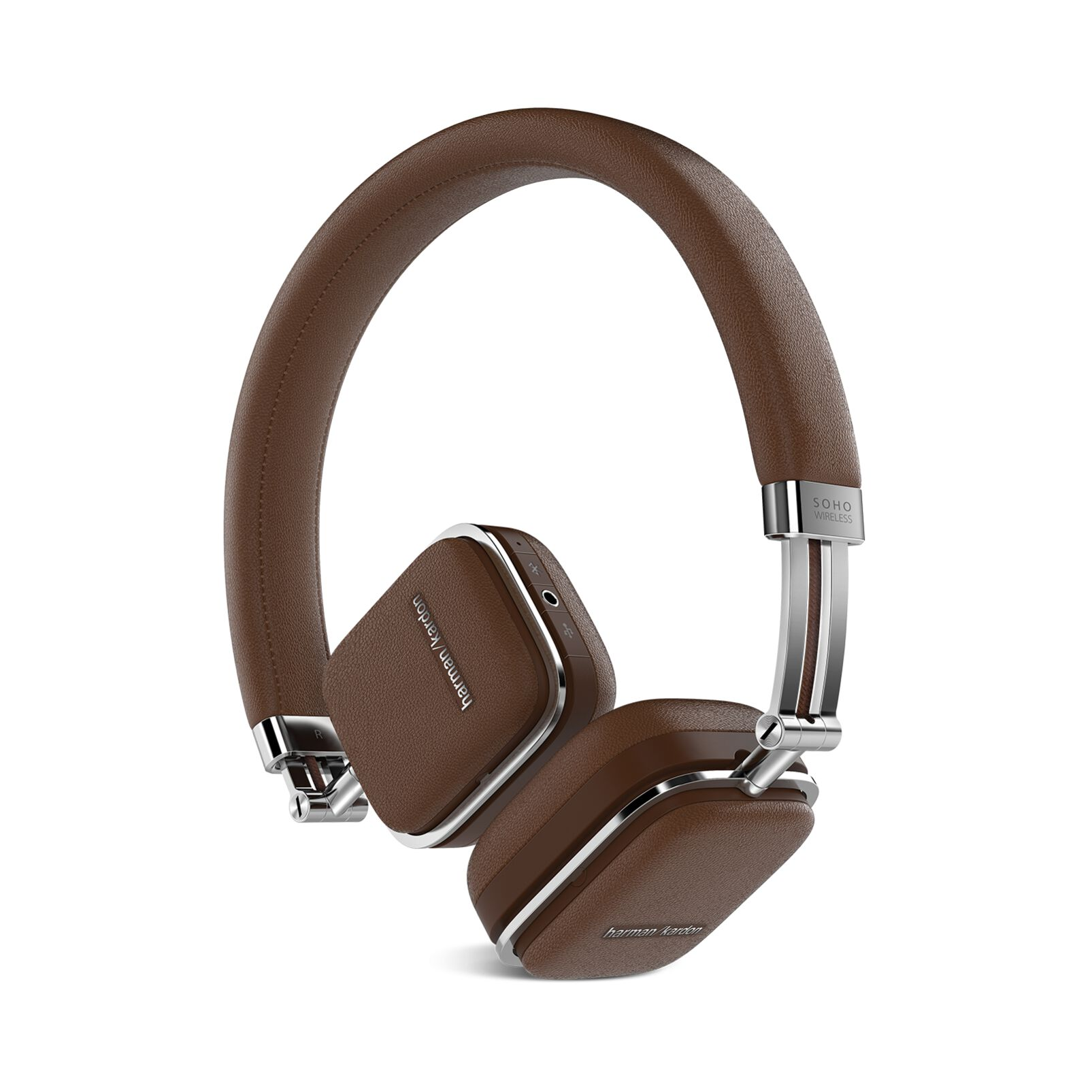 Image of   harman kardon Soho Wireless Brown