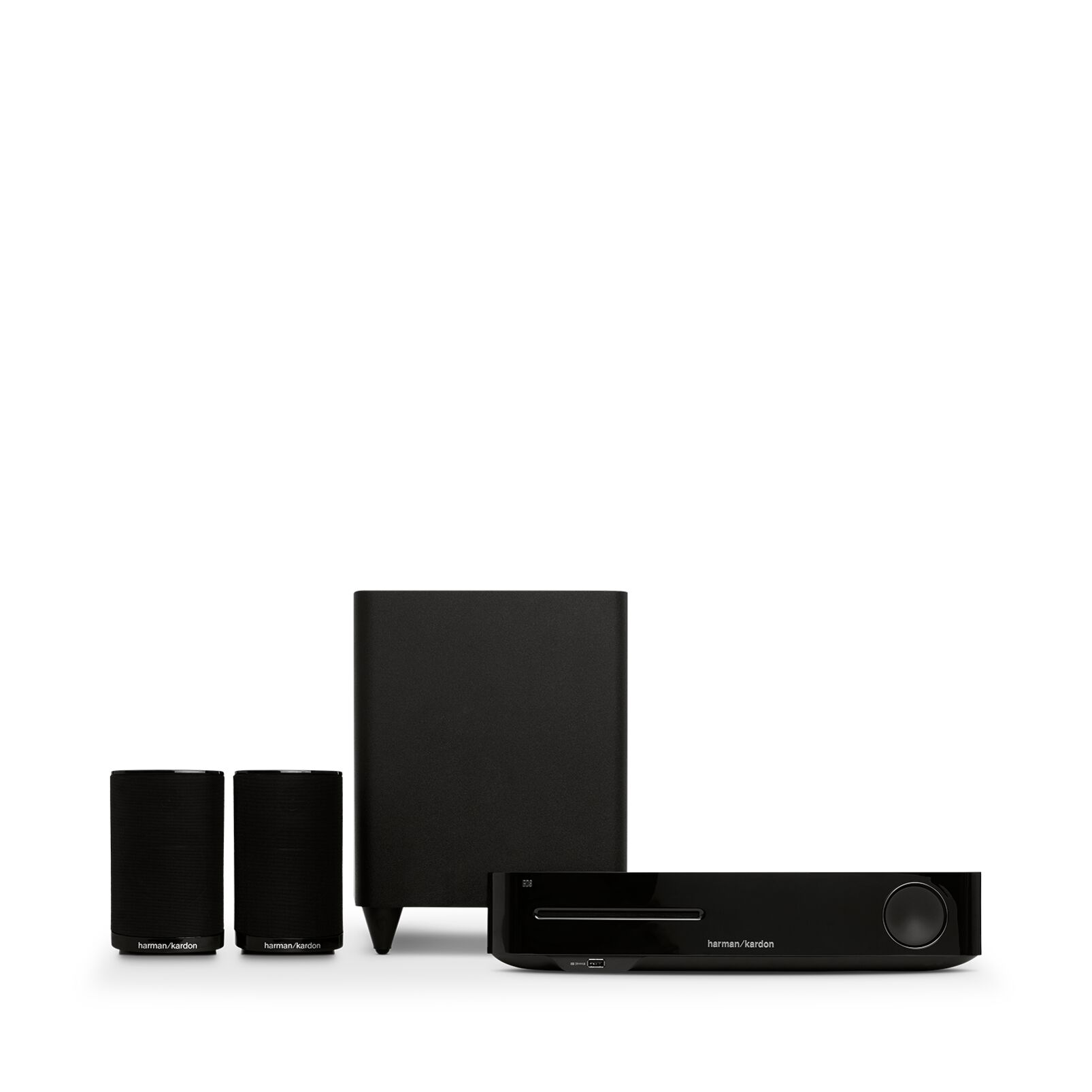 Image of   harman kardon BDS 335 Black