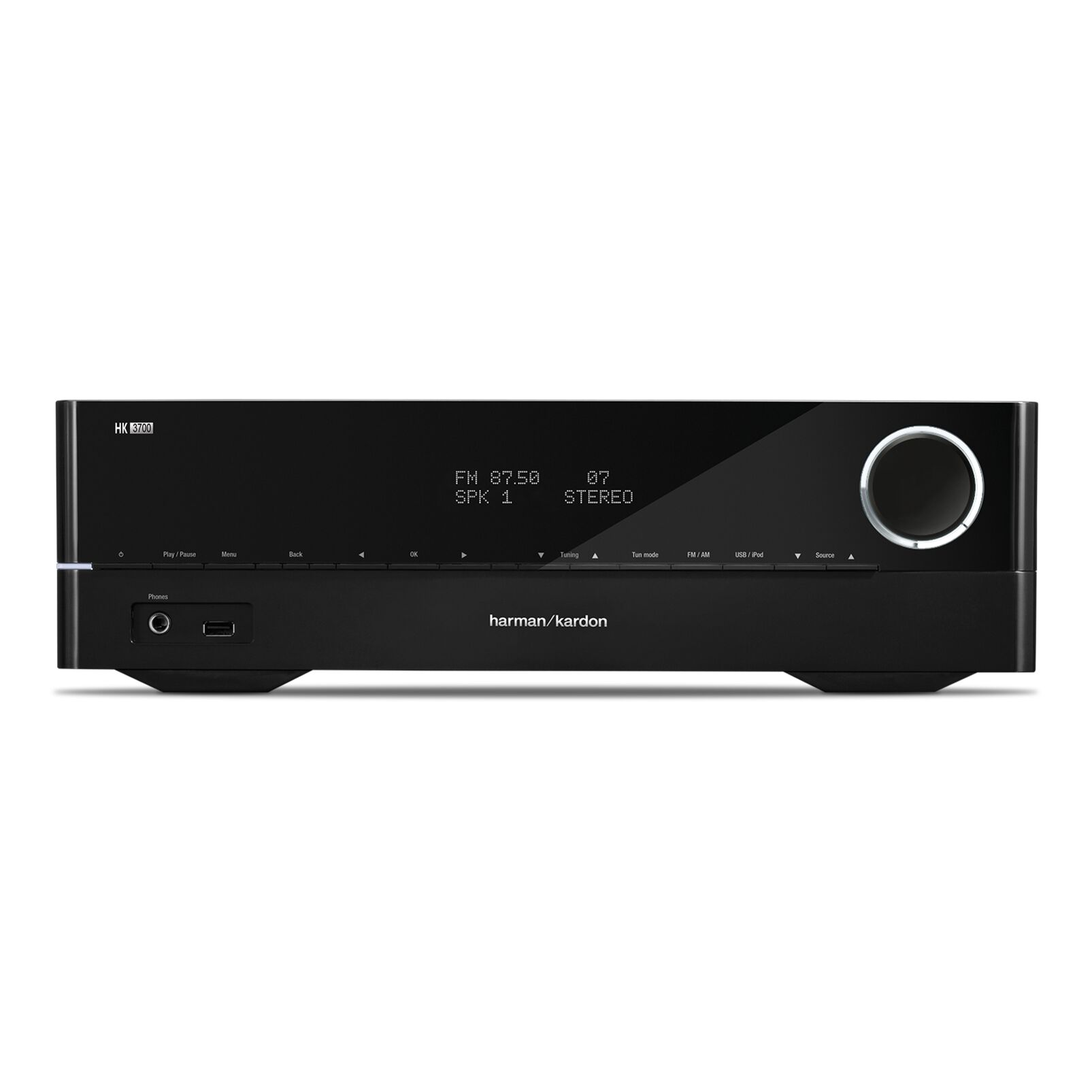 Image of   harman kardon HK 3700 Black