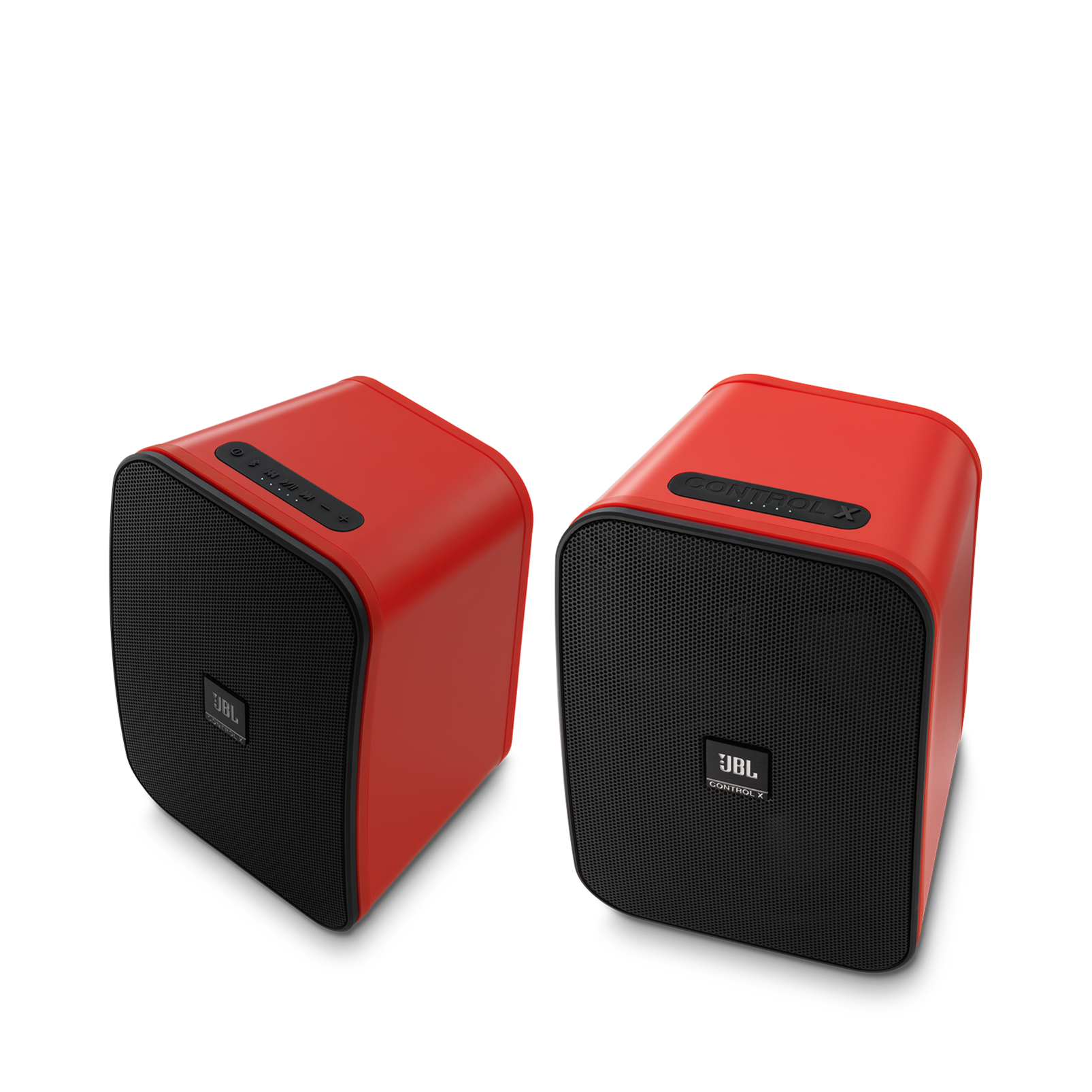 JBL Control X Wireless refurbished Red