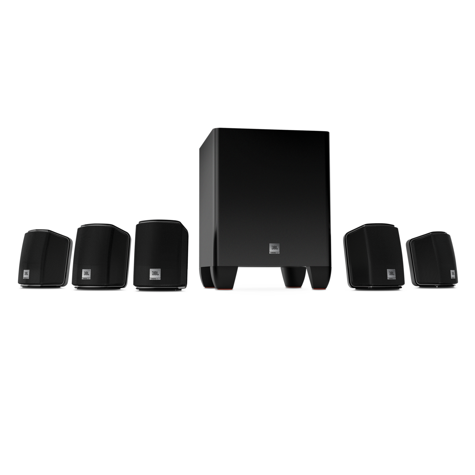JBL Cinema 510 Black